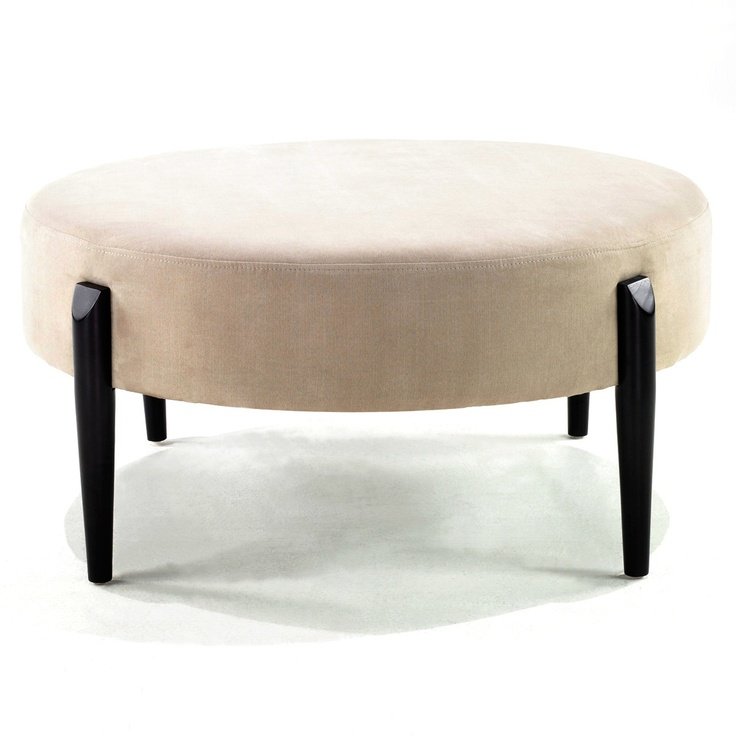 Pelli Ottoman  by Armen Living: Design Inspiration, Design Products, Addition Seats, Everyday Design, Decoration Hot, Armen Living, Interiors Design, Pelli Ottomans, 220 Pelli