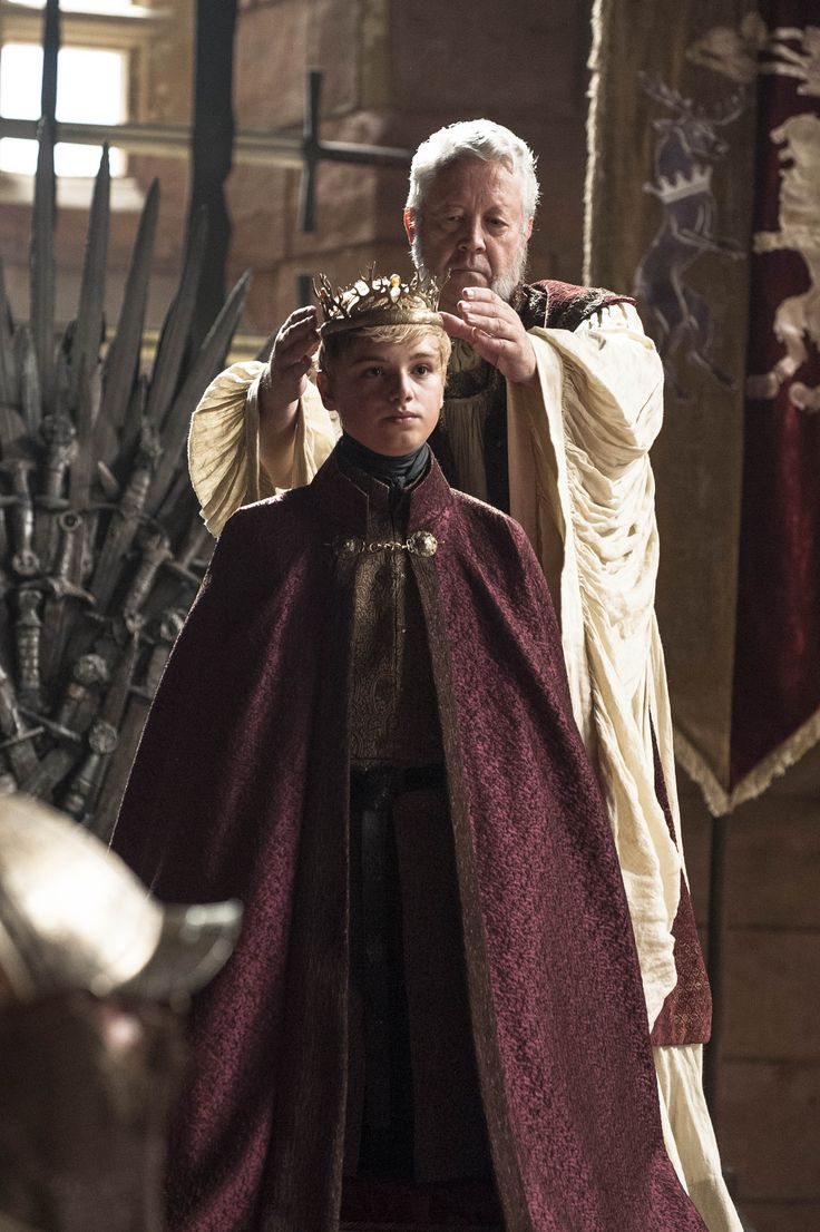 King Tommen Game of Thrones - Season 4 Episode 5 Still