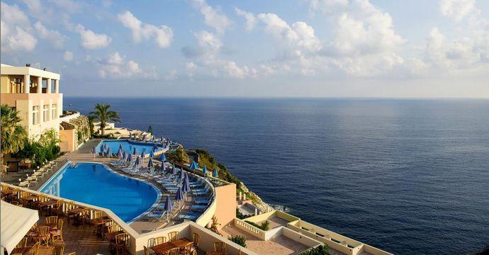 Athina Palace Resort & Spa 5*, остров Крит