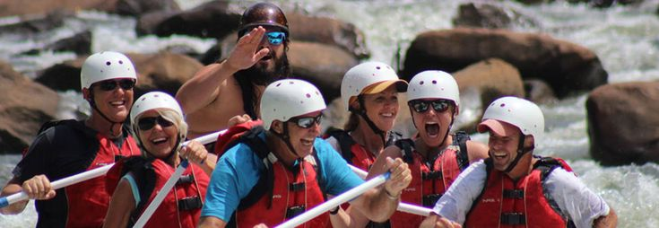 Ocoee Rafting | Nantahala River Rafting | White Water