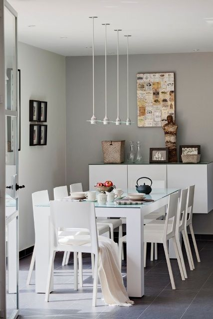 Mesa Comedor Sillas Blancas Con Imagenes Muebles De Comedor Modernos Mesa De Comedor Blanca Decoracion De Comedor
