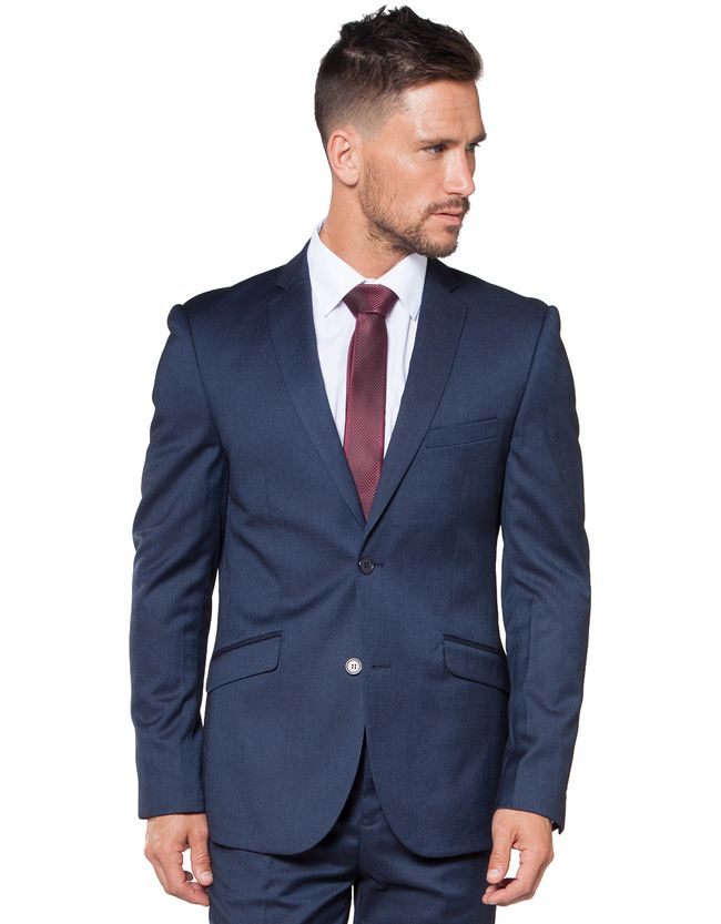 Geary Street Stretch Suit Jacket | Men's Suit Jackets | Hallenstein Brothers