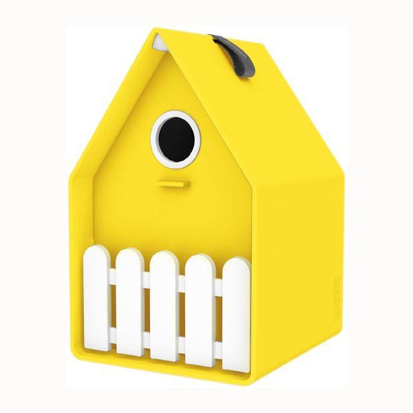 Скворечник LANDHAUS 15x24 см, желтый, Emsa, артикул 514121, купить в интернет магазине за 2,278.06 руб.