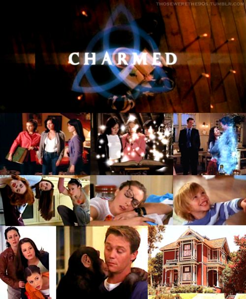 Favorite Television of the '90s    Charmed| 1998-2006