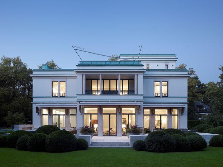 Die besten 25 klassische architektur ideen auf pinterest neoklassizistisch architekten - Deutsche architektur ...
