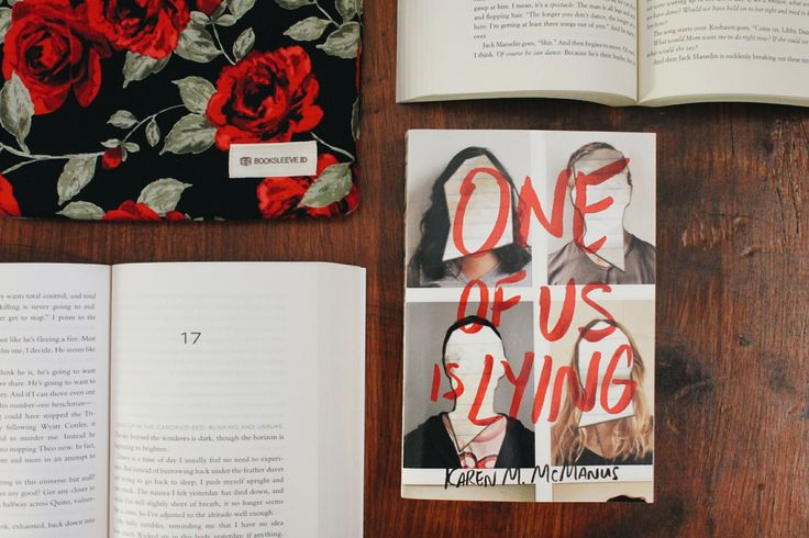 One Of Us Is Lying by Karen M. McManus - Spoiler Free Review