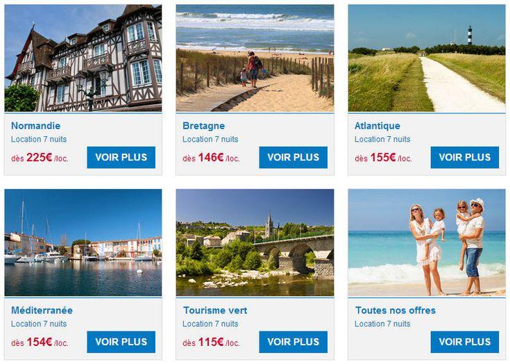 Carrefour Voyages - Location France Odalys Réductions entre 15% à 50%