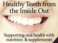 Oil pulling procedure Healthy Teeth from the inside out- supporting oral health with nutrition and supplements
