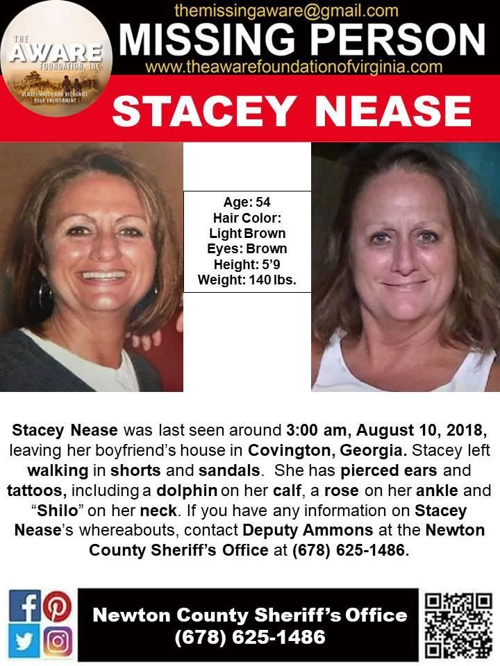 Find Missing Stacey Nease! | Missing Persons | Missing persons