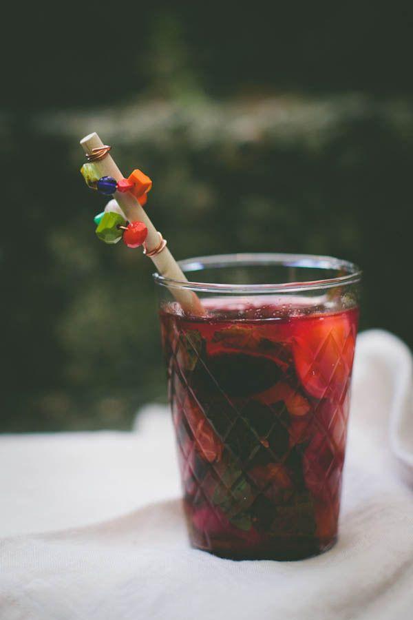Fortunate Feast : Summer   Cocktail Recipe   Sangria