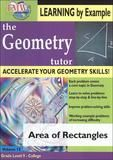 The Geometry Tutor: Area of Rectangles [DVD] [English]