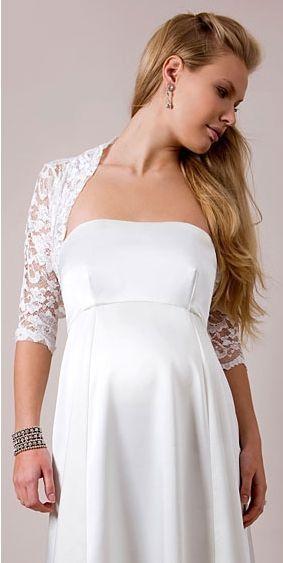 vestidos de novia para embarazadas outfits exclusivos