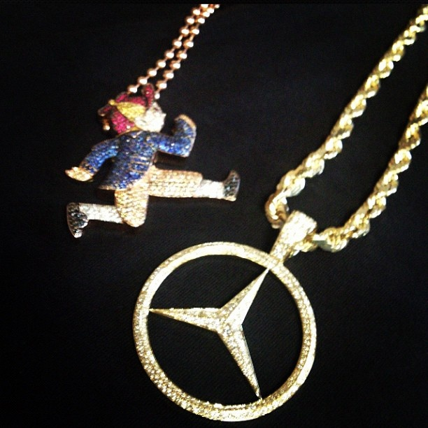 marilyn chain verts vert lil chains s manson baller uzi reveals insane ben custom