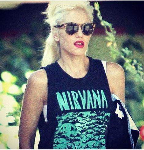 Gwen Stefani Wears Brandy #brandymelvilleEU