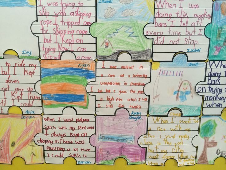 Close up of perseverance and resilience writing and illustrations
