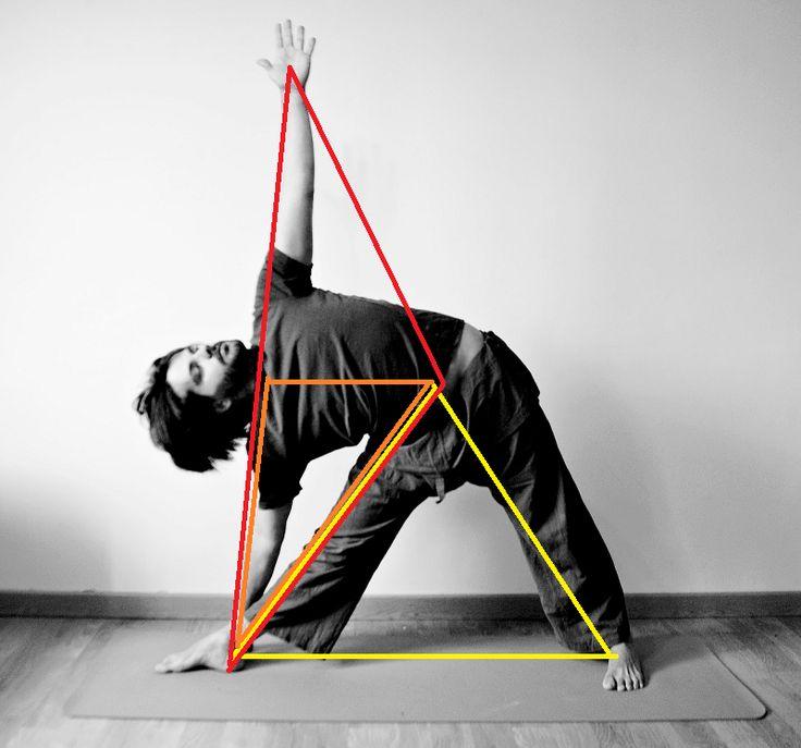El maestro B.K.S. Iyengar Utthita Trikonasana es una de las posturas más comunes en la práctica de las clases de yoga. Quizá, que se...