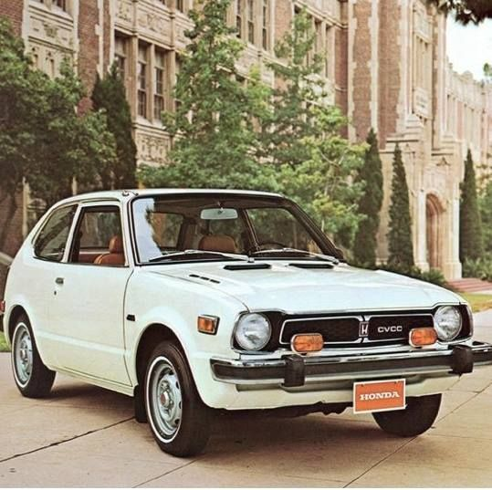 1000+ Images About Honda Civic 1972-1983 On Pinterest