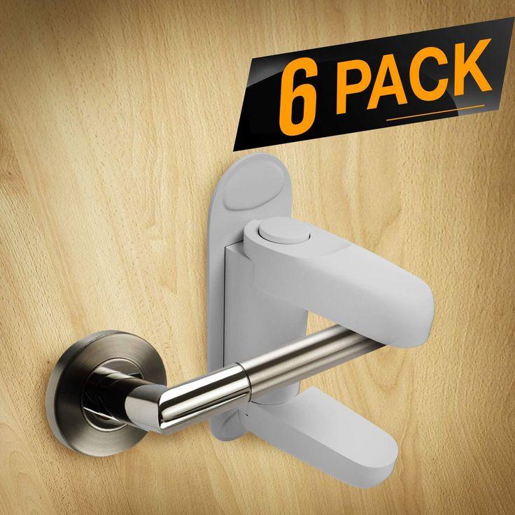 Ameriwood 3shelf bookcase white stipple door handles