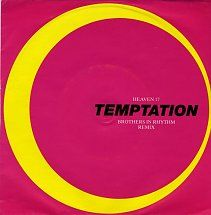 45cat - Heaven 17 - Temptation (Brothers In Rhythm Remix Edit) / Temptation (Brothers In Rhythm Instrumental) - Virgin - UK - VS 1446