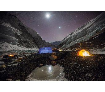 Everest Camp - 1000 pcs - National Geographic - Clementoni