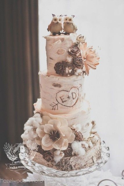 Atlanta Wedding Cake Trends for 2015 | It's a Sweet Life Bakery