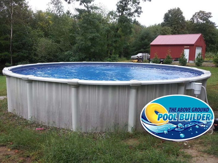 1000 images about swimming pool above ground on for Namco pools