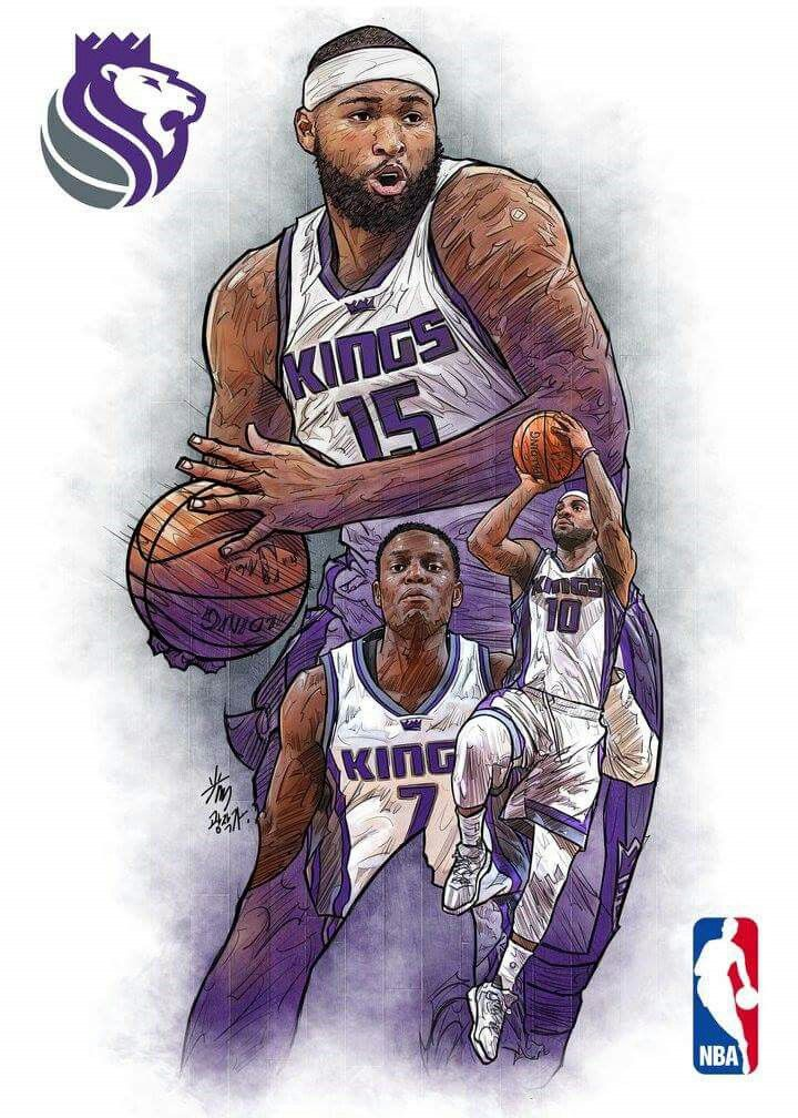 Sacramento Kings - Artwork