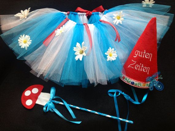 Garden Gnome Costume Set by SeeSalSew on Etsy, $35.00