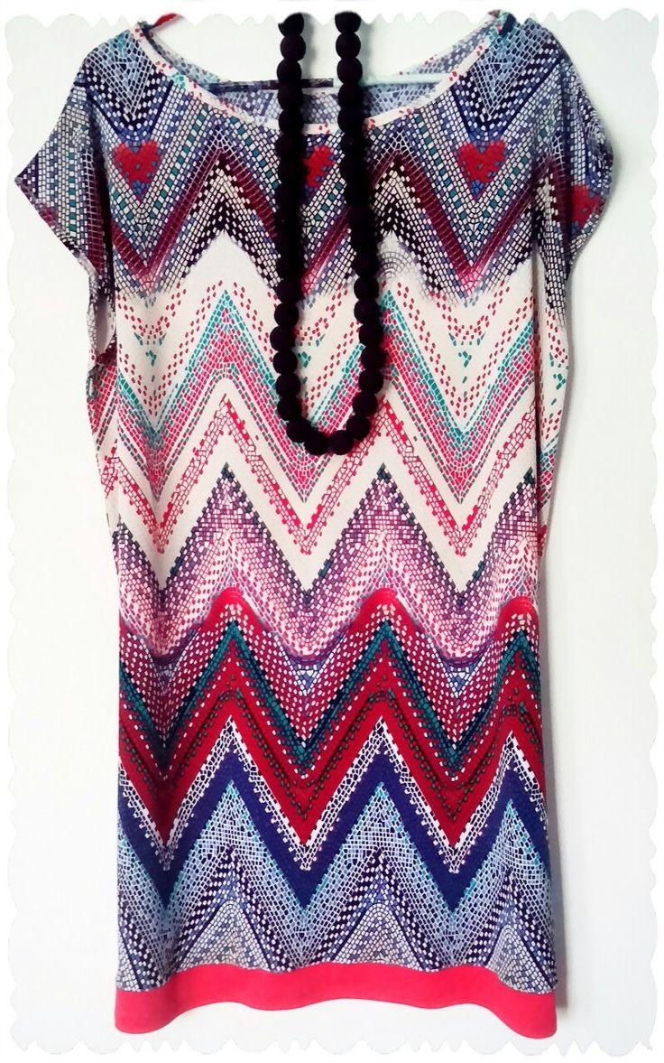 Vestido túnica  Constanza Ferrer diseño