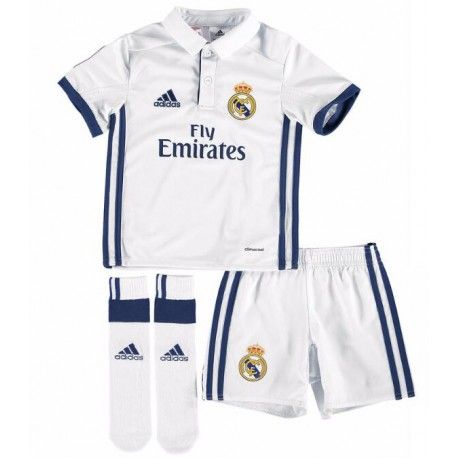 Camisetas del Real Madrid para Niños Home 2016 2017