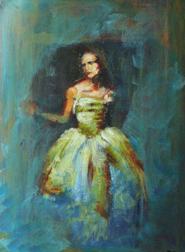 The Bride - Basia Mindewicz