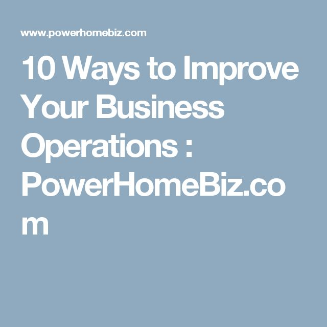 25+ unique Business operations ideas on Pinterest Business - operations manual template word