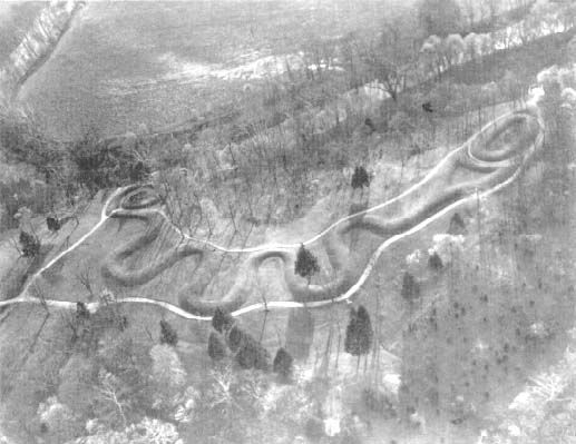 Great Serpent Mound, Ohio (700 BC-200 AD)Adena History - Native Americans for Kids!