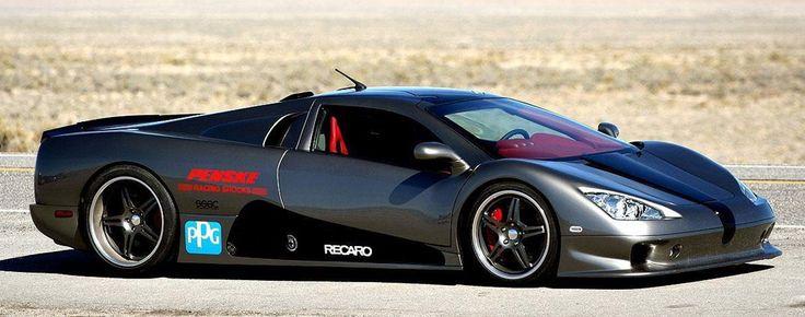Hasta 427 km/h alcanza el más rápido de todos. El ranking actualizado de los superdeportivos 2013.