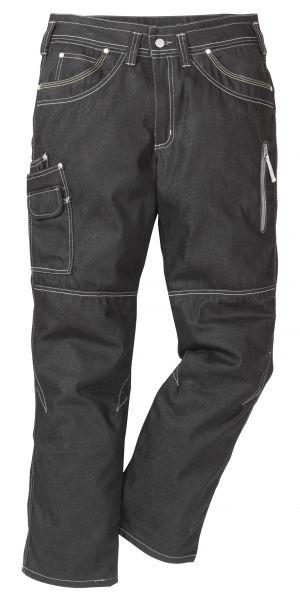 Arbejdsjeans - Fristads Kansas Gen Y jeans, sort (2-702/100264-940) - ArbejdsBUKSER - BILLIG-ARBEJDSTØJ.DK