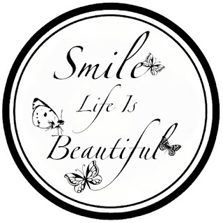 Smile Life Is Beautiful - because God made it that way :)