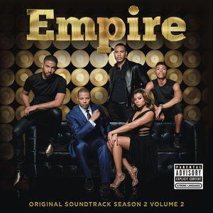 Empire: Original Motion Picture Soundtrack Season 2 Volume 2 on CD