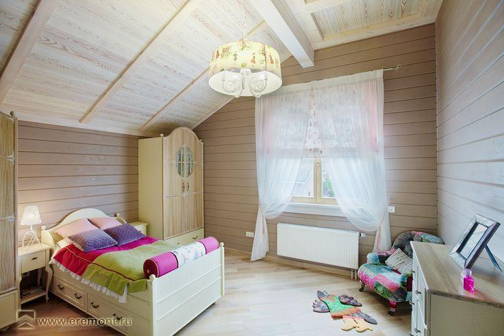 Спальня детская для девочки 2-й эт
