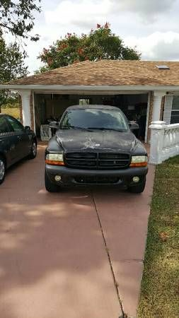2003 Dodge Dakota SLT Quad Cab (Deltona) $2400: < image 1 of 9 > 2003 Dodge Dakota condition: goodcylinders: 6 cylindersdrive: rwdfuel:…