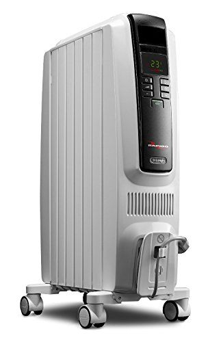 Spectacular DeLonghi TRDE Full Room Radiant Heater deals Heizk rper HeizungInnen ElektrischVerkaufsstellenRadiant