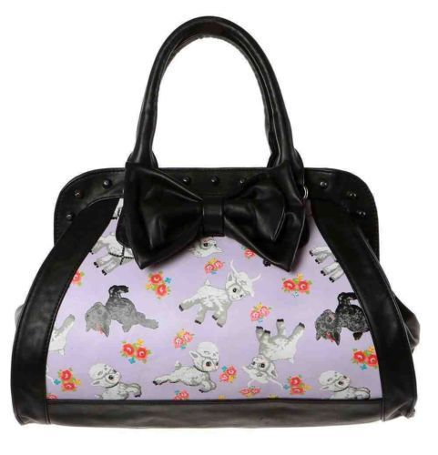 IRON FIST LADIES LAMBY PURSE HANDBAG WITH INNER POCKETS IN BLACK (L2C) in Clothes, Shoes & Accessories, Women's Handbags | eBay