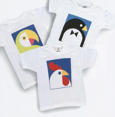 Parrot, Penguin, Rooster