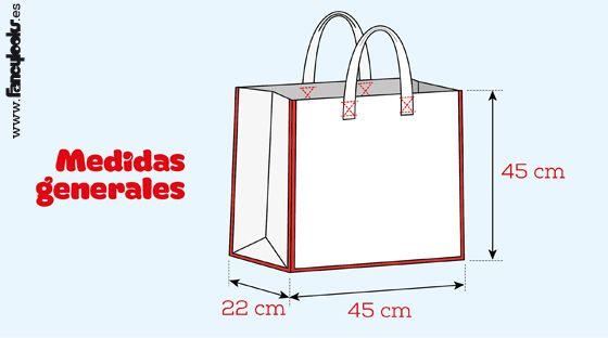 f471131cb Hazte una bolsa grande y fuerte con muchas bolsas del supermercado |  Manualidades