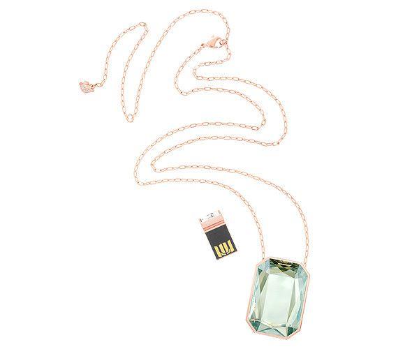 Supreme USB ペンダント, rose gold-plated - アクセサリー - スワロフスキーオンラインショップ