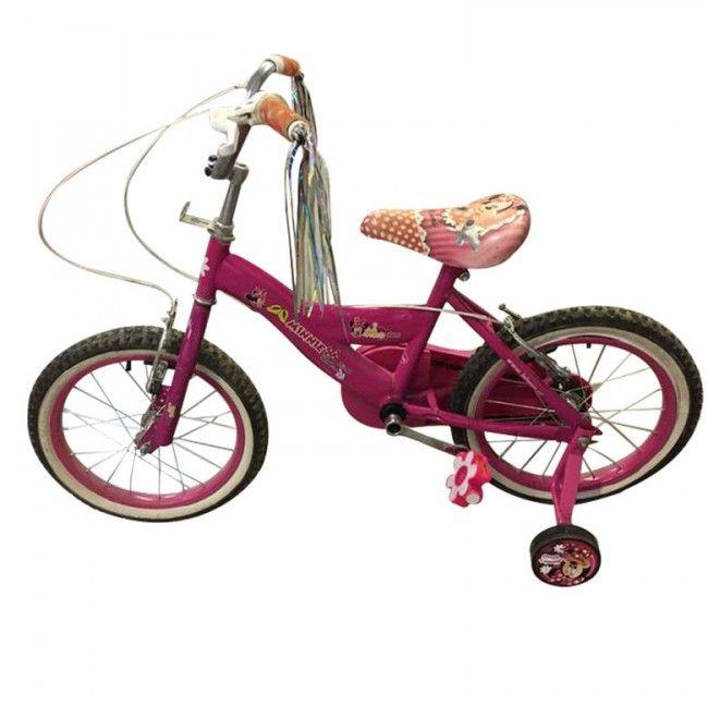 Bicicleta Aro 16 Minnie Lahsen - Deportes - Sensacional