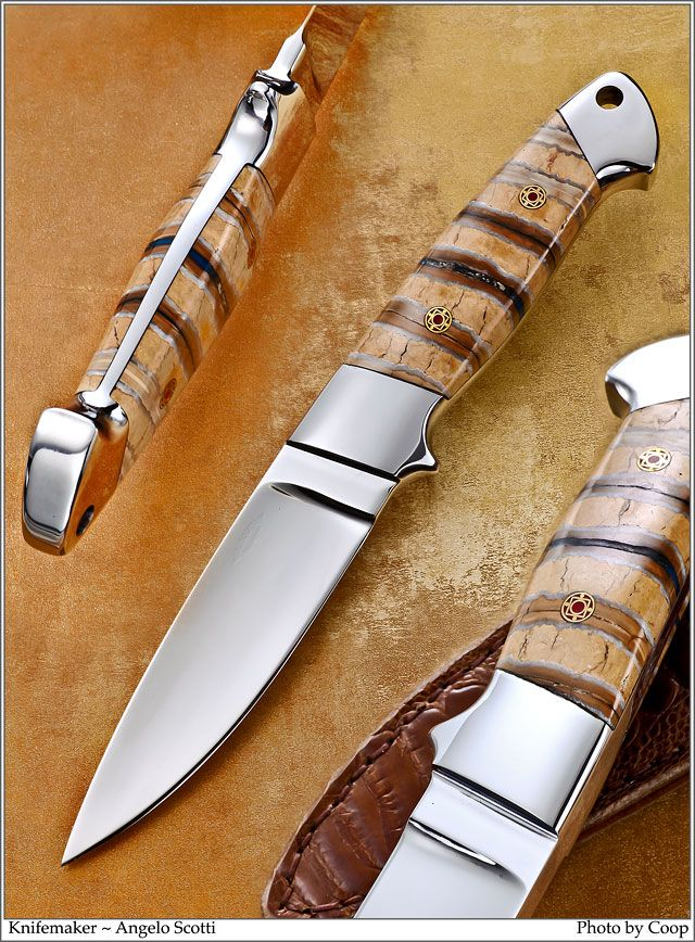 Photos SharpByCoop • Gallery of Handmade Knives - Page 40