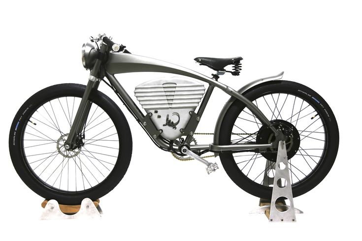 Icon Combines Style and Electricity with US-Made E-Flyer Electric bike