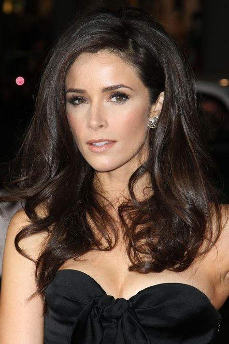abigail spencer hair and make-up!