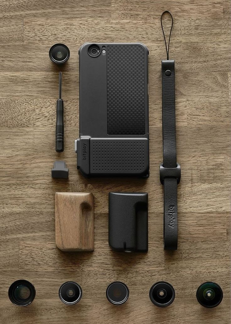 Snap! Pro iPhone Case Turns Yours iPhone Into A Professional Camera For Photographers -  #iphone #photography