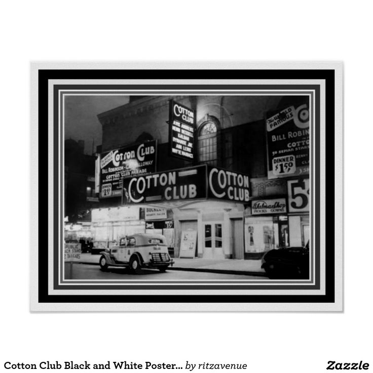Black And White Posters 16X20